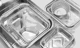 فروش ظروف یکبار مصرف آلومینیومی بهداشتی