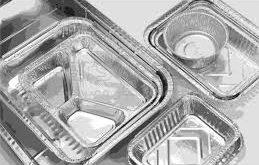 ظروف یکبار مصرف آلومینیومی کیمیا