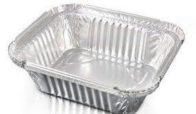 ظروف یکبار مصرف آلومینیومی